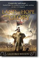 Land of Hope and Glory book cover