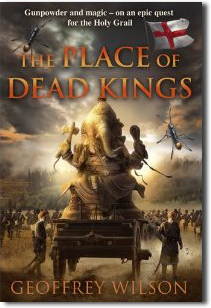 The Place of Dead Kings book cover